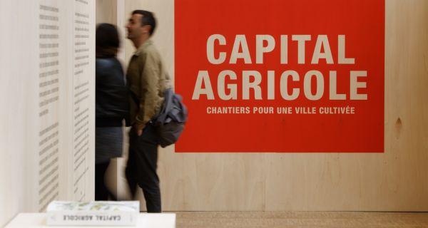 Capital agricole - Chantiers pour une ville cultivée