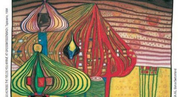 Hundertwasser : en route pour le bonheur