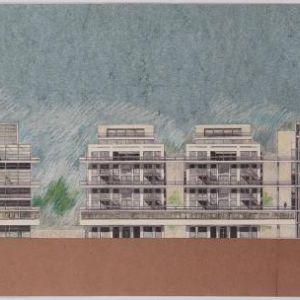 Jean-Pierre Buffi, formes urbaines