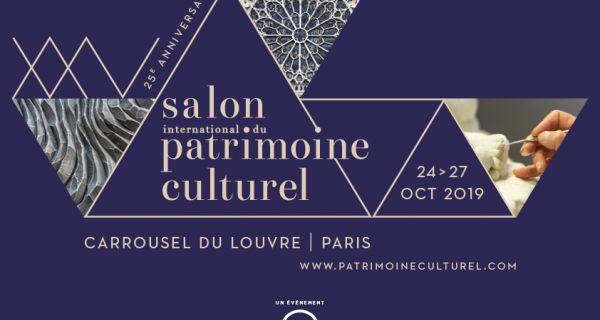 Le salon international du Patrimoine culturel