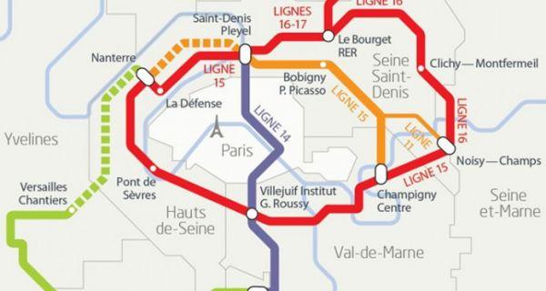 Les Passagers du Grand Paris Express