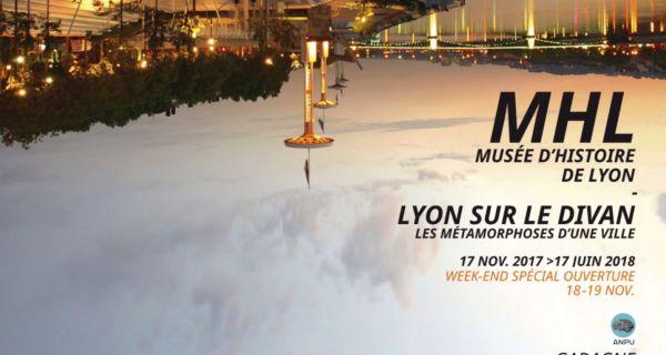 Lyon sur le divan – les métamorphoses d'une ville