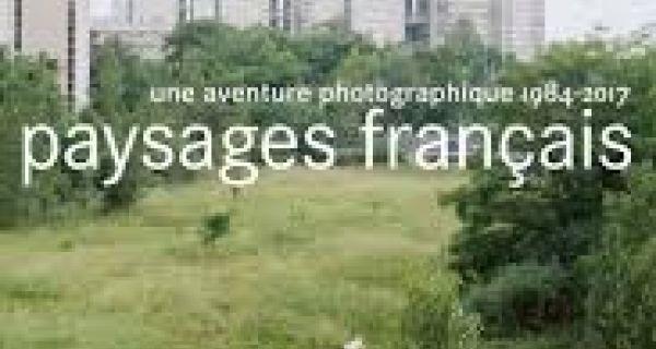 Paysages français - Une aventure photographique (1984 - 2017)