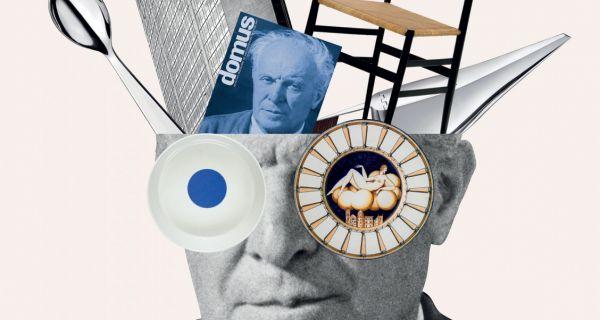 Tutto Ponti, Gio Ponti archi-designer