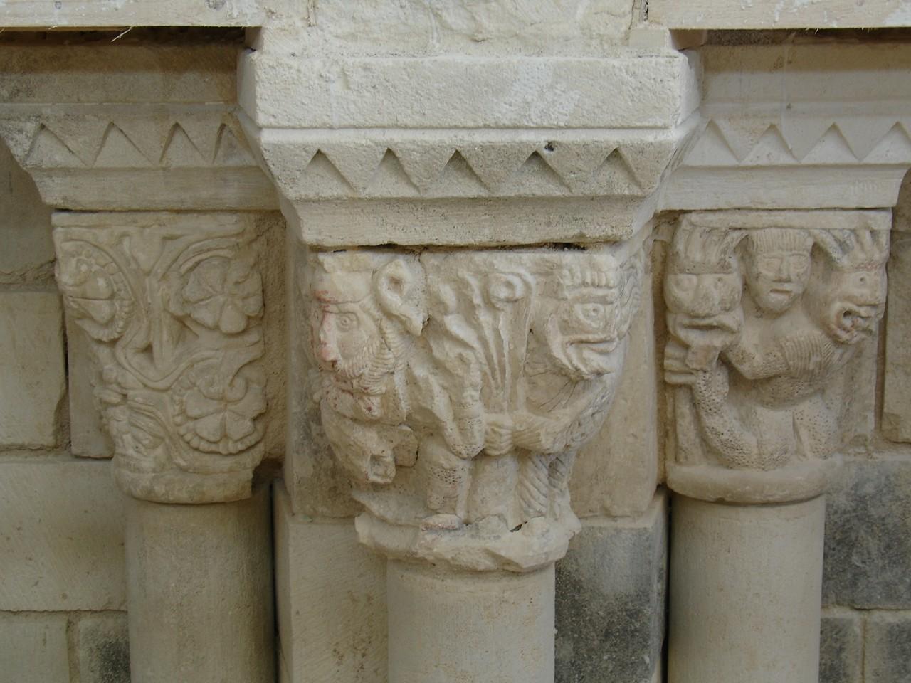 Oulches, prieuré de Longefont. © CRMH Centre - Val de Loire.