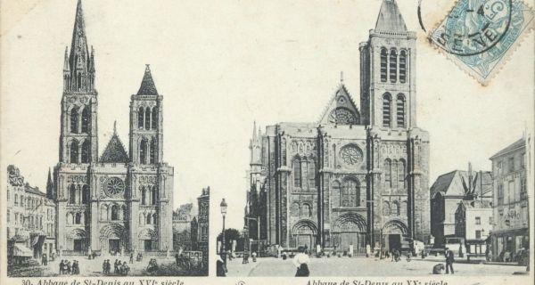 Remontage du clocher nord et de la flèche de la basilique Saint-Denis (2/2)