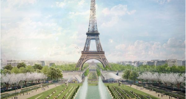 Site Tour Eiffel, quel aménagement en héritage?
