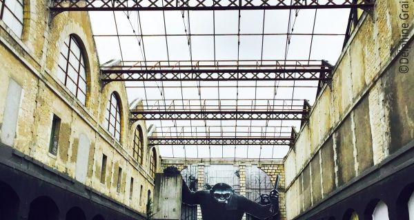 Construire la métropole entre patrimoine et innovation: la reconversion de la friche Niel à Bordeaux.