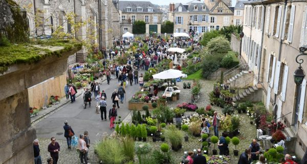 « Entre cours et jardins » ou l'art d'investir l'espace
