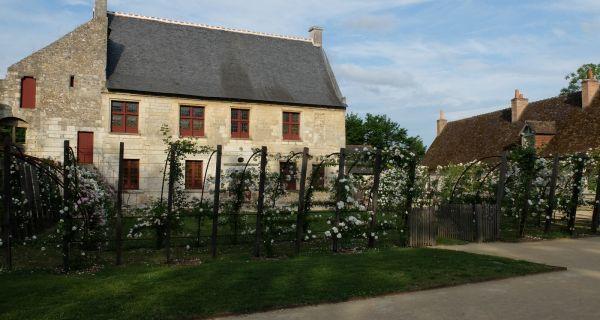 Les jardins du Prieuré Saint-Cosme, histoire d'un projet