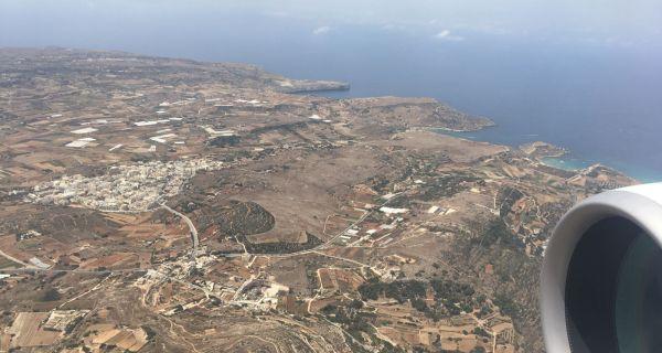 L'eau, un défi pour Malte (comme pour Madère)