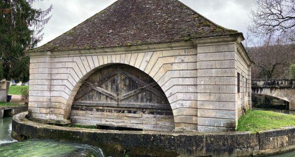 Le patrimoine hydraulique  de la vallée de l'Yonne
