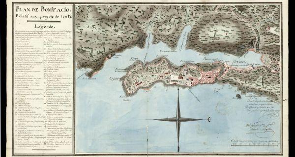 Le patrimoine de l'eau à Bonifacio: nouvelles données et perspectives