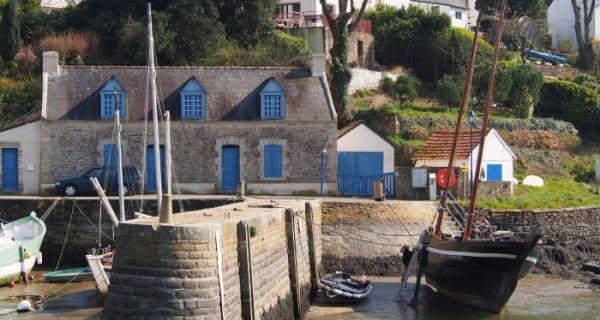 Naissance de la Bretagne maritime ou genèse des villes portuaires en Bretagne.