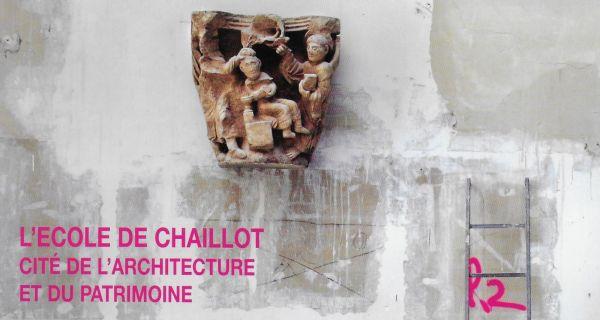 Le Palais de Chaillot, le chantier monument historique