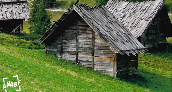 Les burons de l'Aubrac sur le territoire agro-pastoral