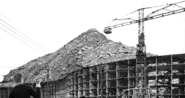 Le réemploi dans la construction. Nous ne pouvons plus construire comme avant et c'est une bonne nouvelle.