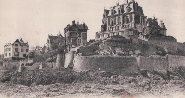Dinard - La villa « Roches Brunes », une vigie sur la mer qui défie le temps…