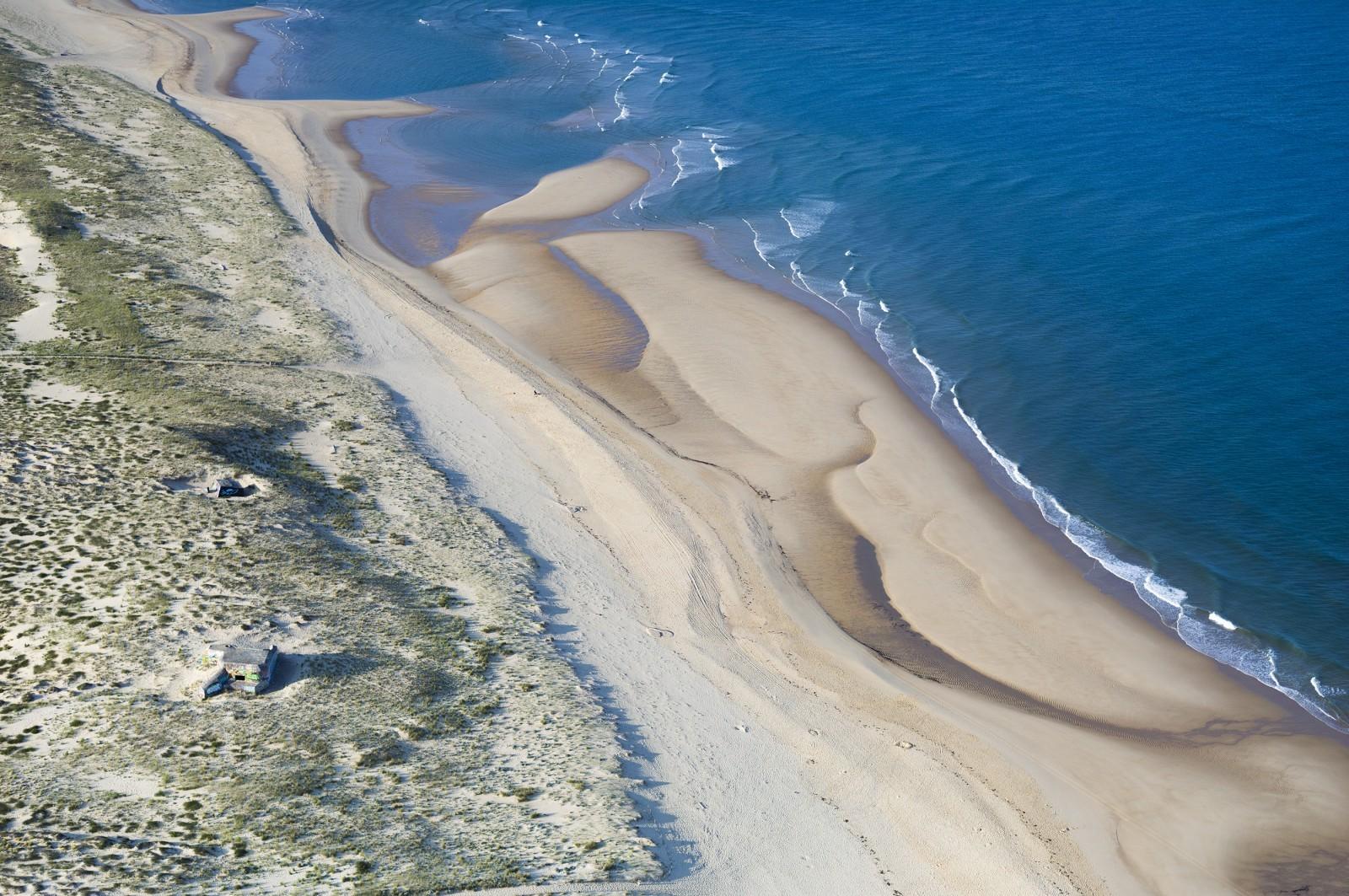 Les dunes du cap Ferret. © F. Larrey/Cdl.