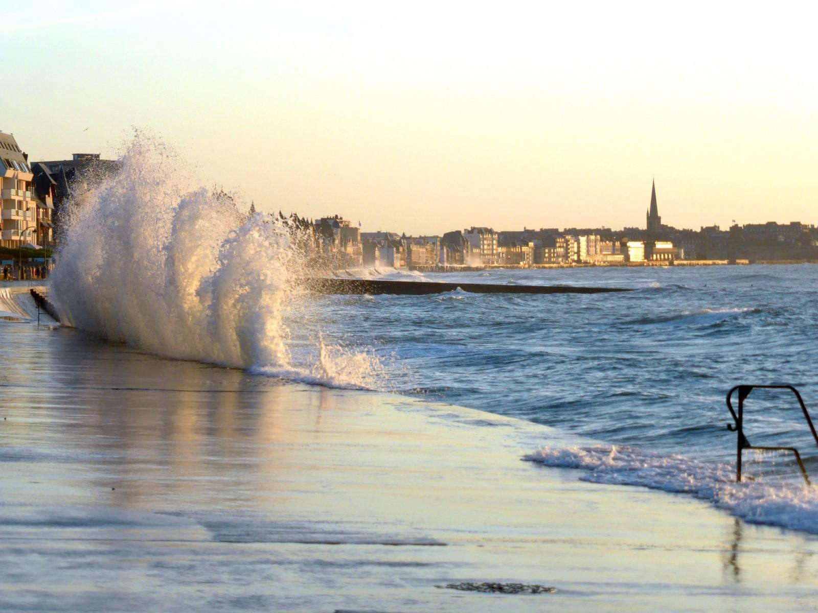 Saint-Malo. © Mireille Guignard.