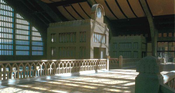 Provins, le lycée Thibaud de Champagne
