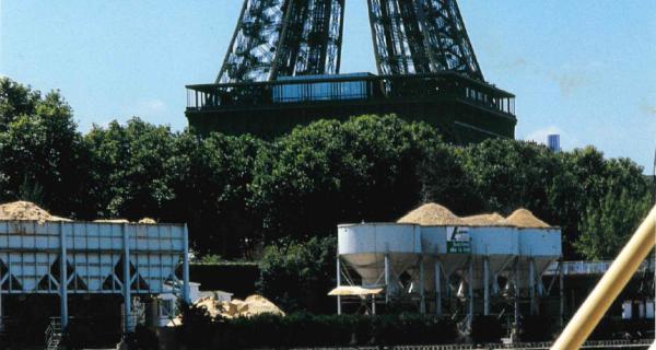 Paris, la ville et le port