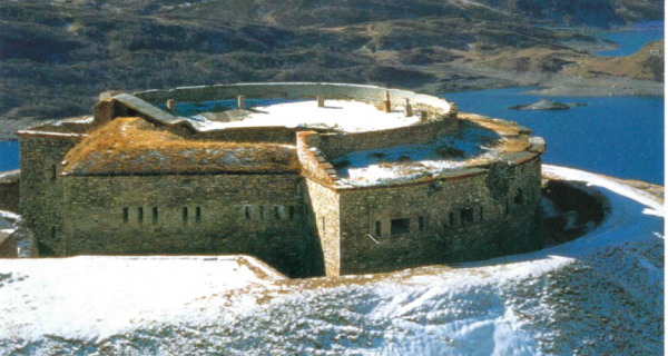 Haute-Maurienne, porte fortifiée de France