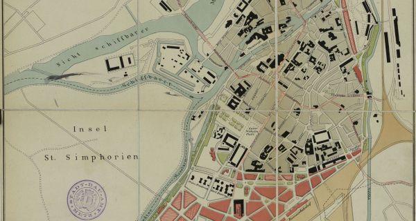 La Neustadt de Metz : le révélateur urbain d'un territoire d'entre-deux
