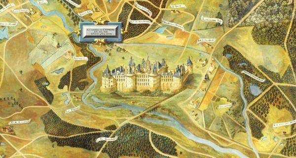 La renaissance des jardins de Chambord