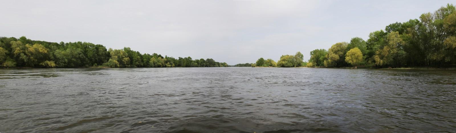 Panorama sur la Loire. © BM.