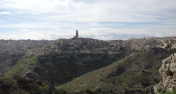 Matera : de honte nationale en 1948 à capitale européenne de la culture 2019 1/2