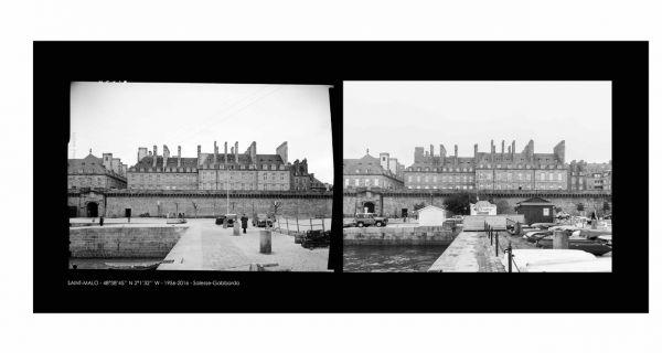 REVOIR -  Saint-Malo Intramuros reconstruit